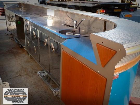 comptoir de bar sifa spa 6m10 design et moderne. Black Bedroom Furniture Sets. Home Design Ideas