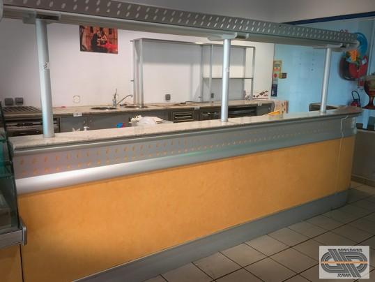 Ensemble modulable comptoir bar + vitrines froides – FRIGOMECCANICA ... 9e73cf8ec23c