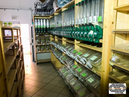 lot mobilier agencement distribution  u0026 gms   magasin bio