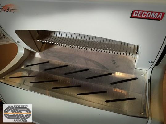 trancheuse pain semi auto gecoma smart 11 occasion vendu. Black Bedroom Furniture Sets. Home Design Ideas