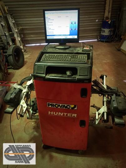 Banc De Géometrie Provac Hunter Pa100 Pro Align Occasion Nous