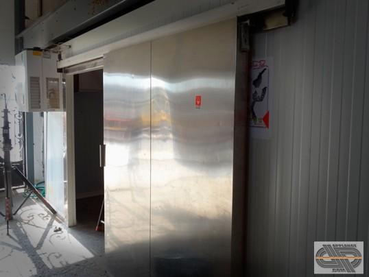 Chambre froide positive 24 m2 55 m3 occasion 9 800 00 ht - Chambre froide d occasion belgique ...