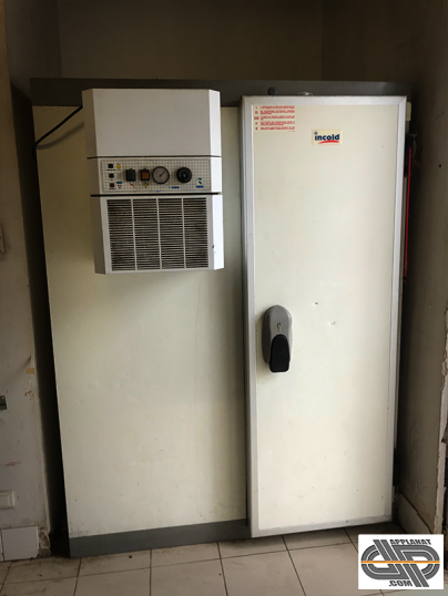 Chambre froide incold 3 6m3 groupe frigorifique monobloc - Chambre froide d occasion belgique ...