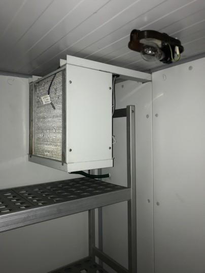 Petite chambre froide 5m3 – avec Monobloc - alimentation 220 ...