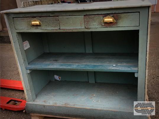mobilier vintage ancien meuble caisse en marbre occasion nous consulter. Black Bedroom Furniture Sets. Home Design Ideas