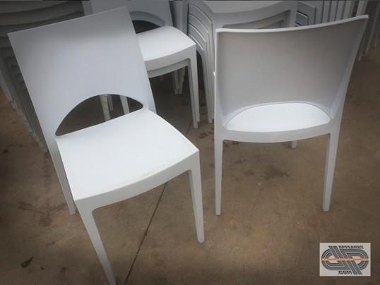 Design Restaurant Blanches Café Chaises • Lot Bar 54 Plastique De If7vYbgy6