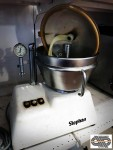 Cutter mixer de table bol 8L double enveloppe - STEPHAN UM 12