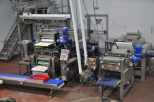 Machines pates fraiches pour industrie agroalimentaire  - DOMINIONI PUNTO & PASTA