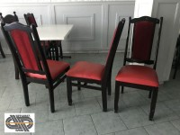 Lot 12 chaises de restaurant asiatique