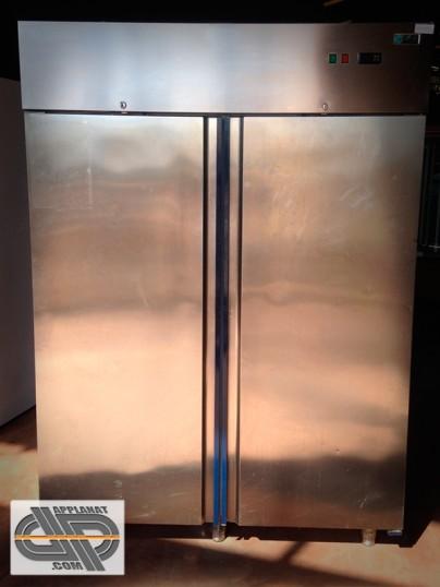Armoire réfrigérée positive 1400 L inox - ISA - GE 1400 TN ...
